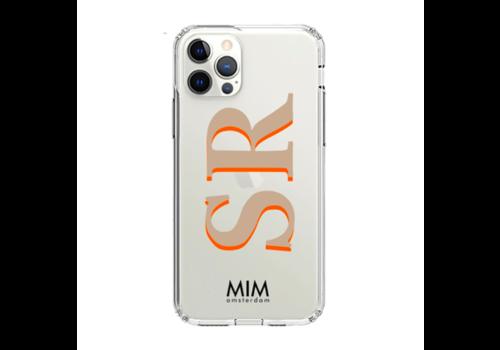 MIM INITIAL GEL CASE (shockproof)