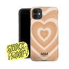 LOVE DRUNK TAUPE - MIM SOFTCASE