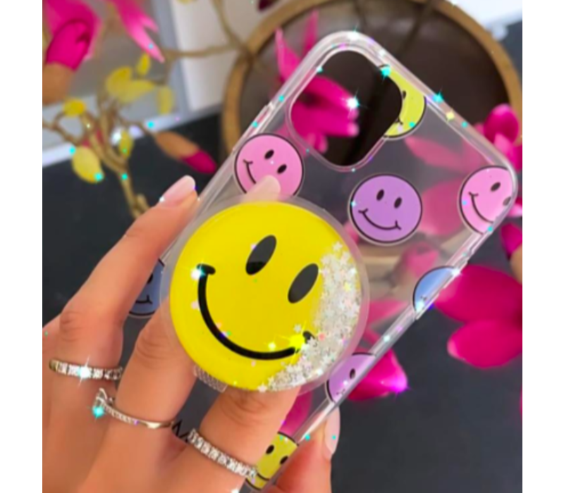 SMILEY POP SOCKET