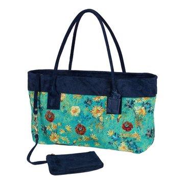 Handbag 'Spratt' Van Gogh Portrait of Joseph Roulin