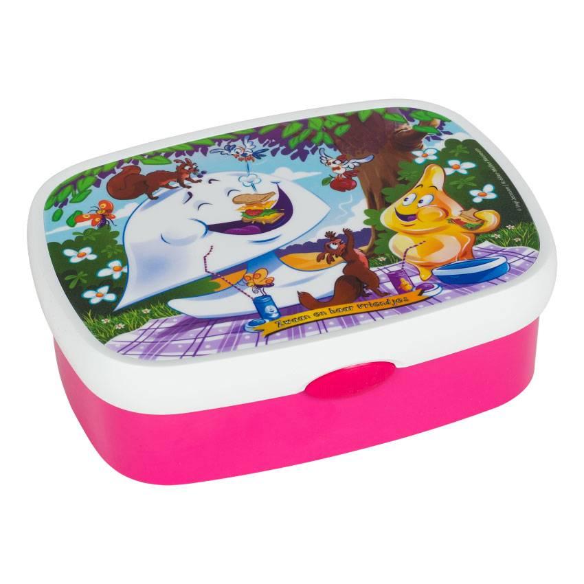 Lunchbox Zwaan zoekt een vriendje