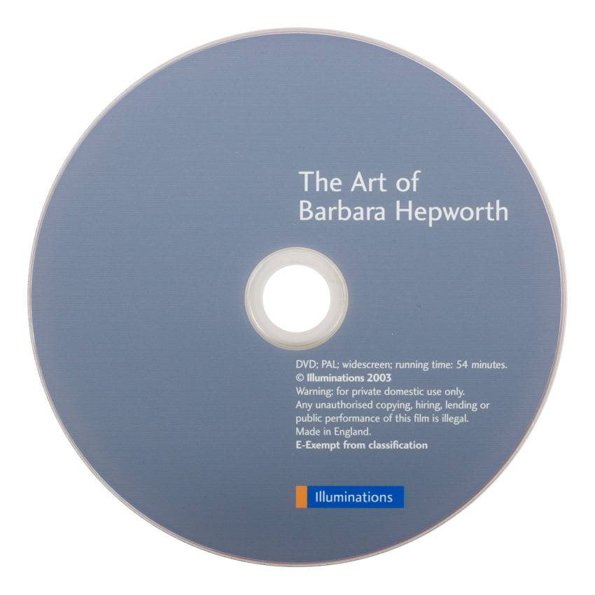 DVD - Barbara Hepworth