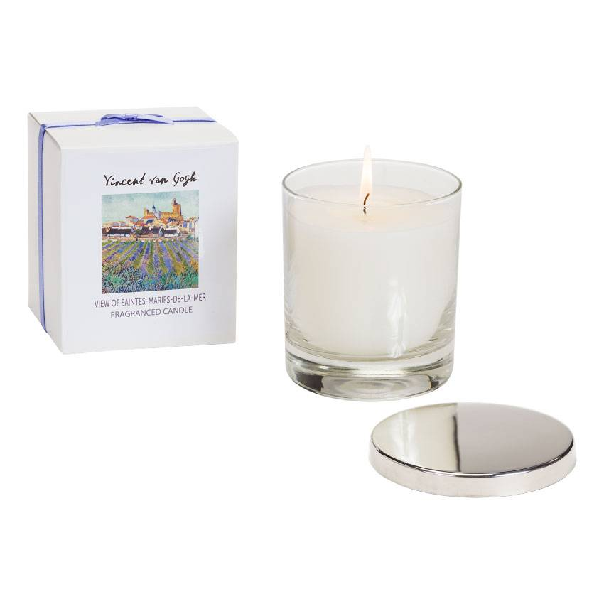 Scented Candle - Vincent van Gogh
