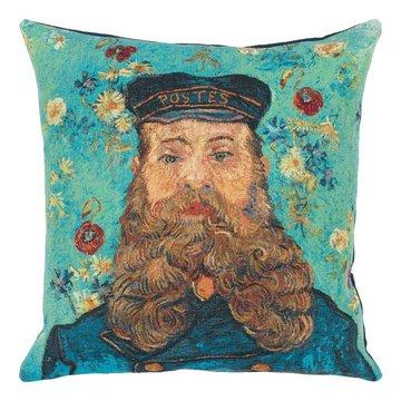 Cushion cover Van Gogh Portrait of Joseph Roulin