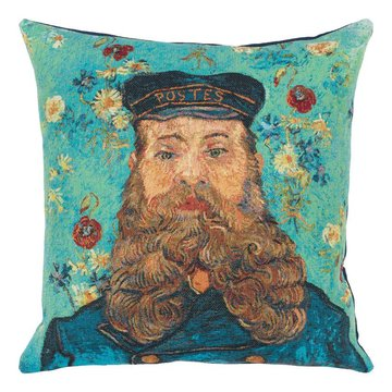 Cushion 'Portrait of Joseph Roulin' - Vincent van Gogh