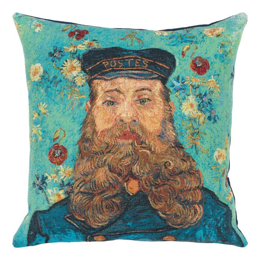Pillow 'Portrait of Joseph Roulin' - Vincent van Gogh