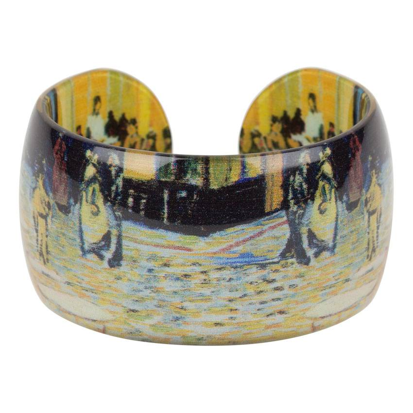 Armband Van Gogh Caféterras bij nacht