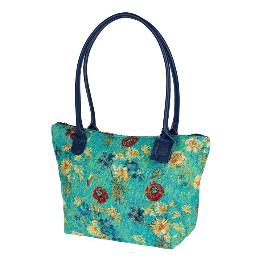 Handbag 'Jane' Van Gogh Portrait of Joseph Roulin