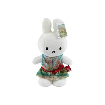 Cuddly toy Miffy Van Gogh Pink peach trees