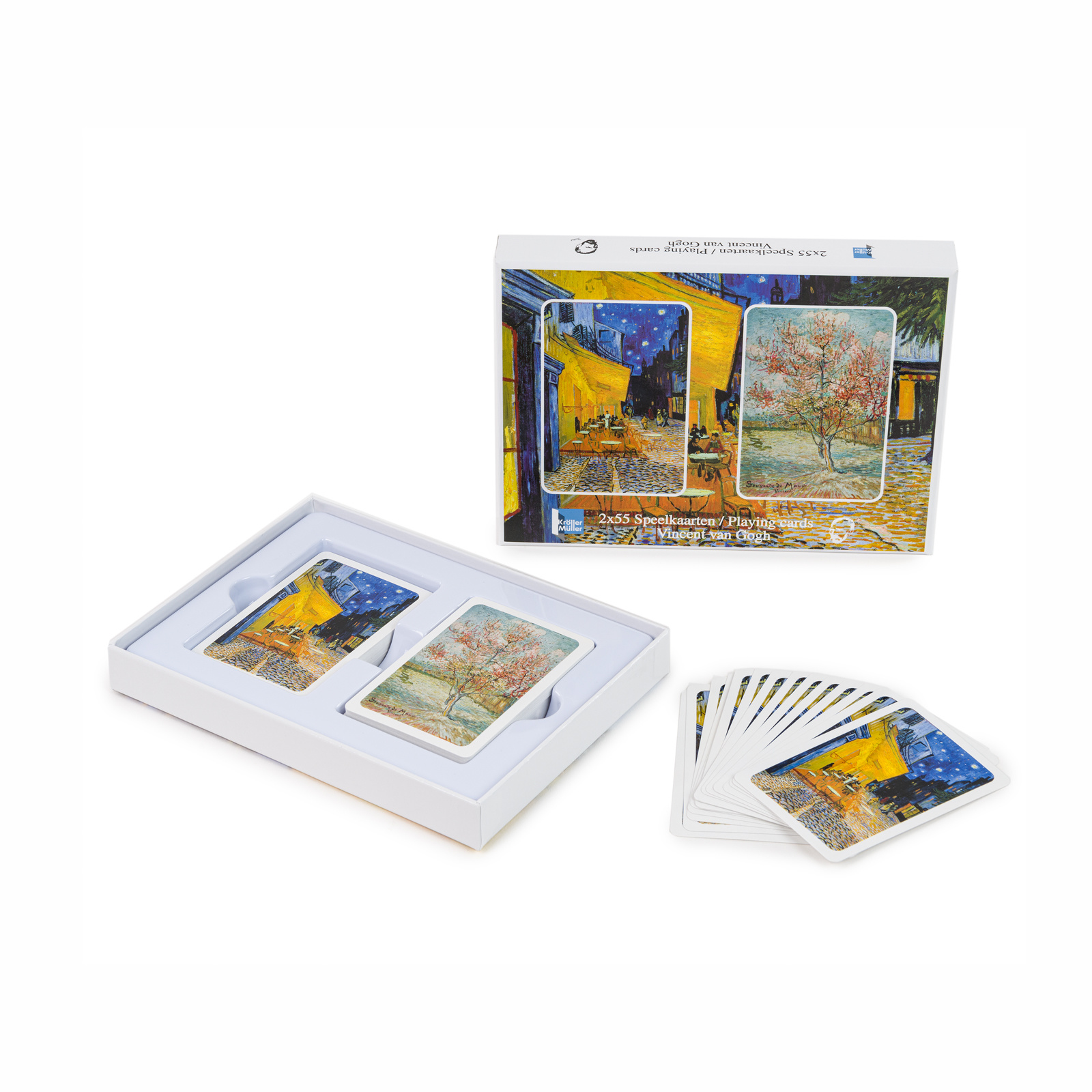 Playing Cards Vincent van Gogh