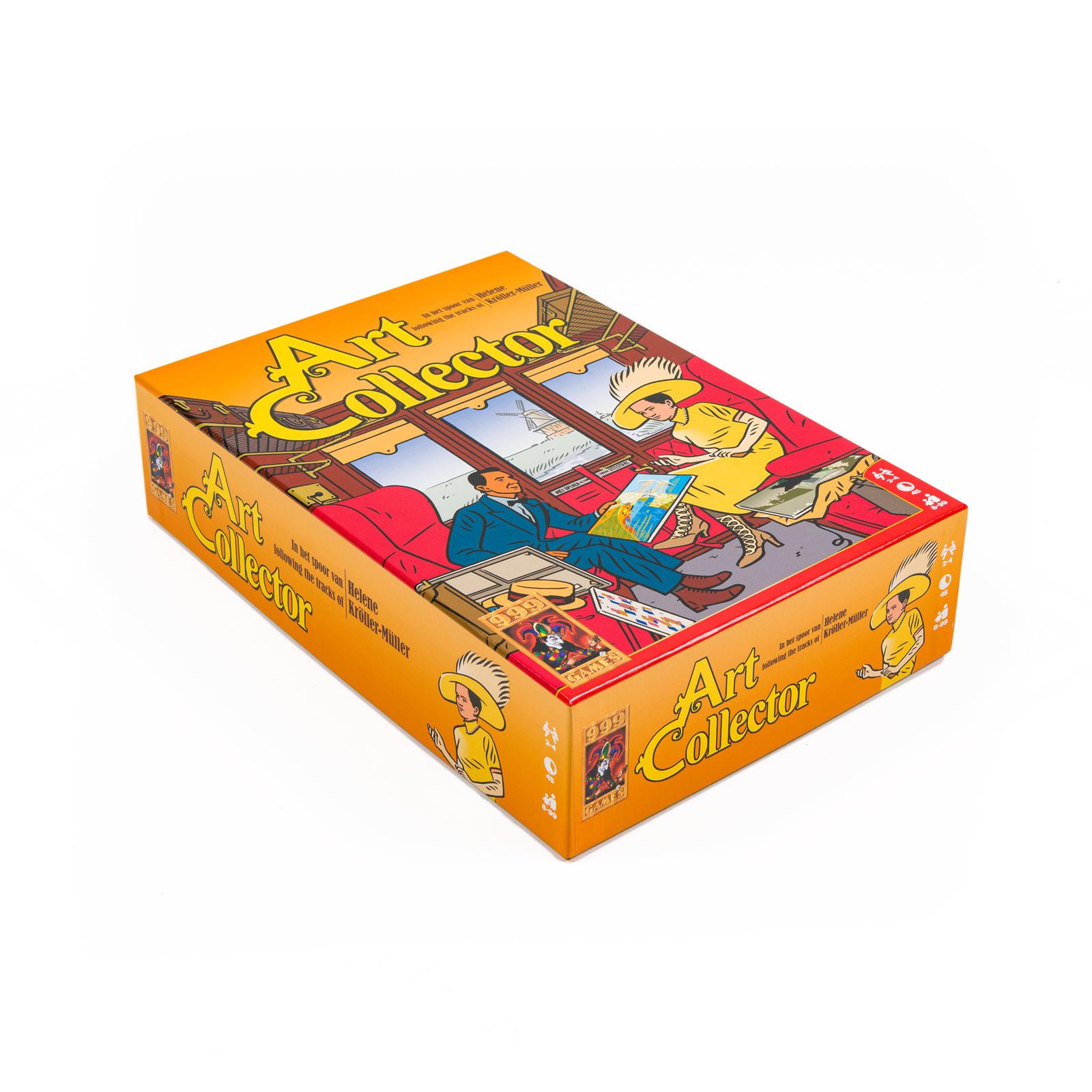 999 Games Bordspel Art  Collector - 999 Games