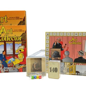 999 Games Bordspel Art  Collector -  999 Games