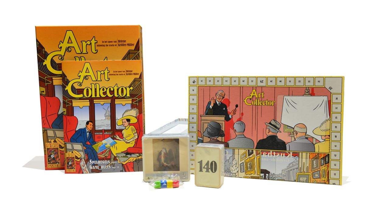 Board Game Art Collector - 999 Games