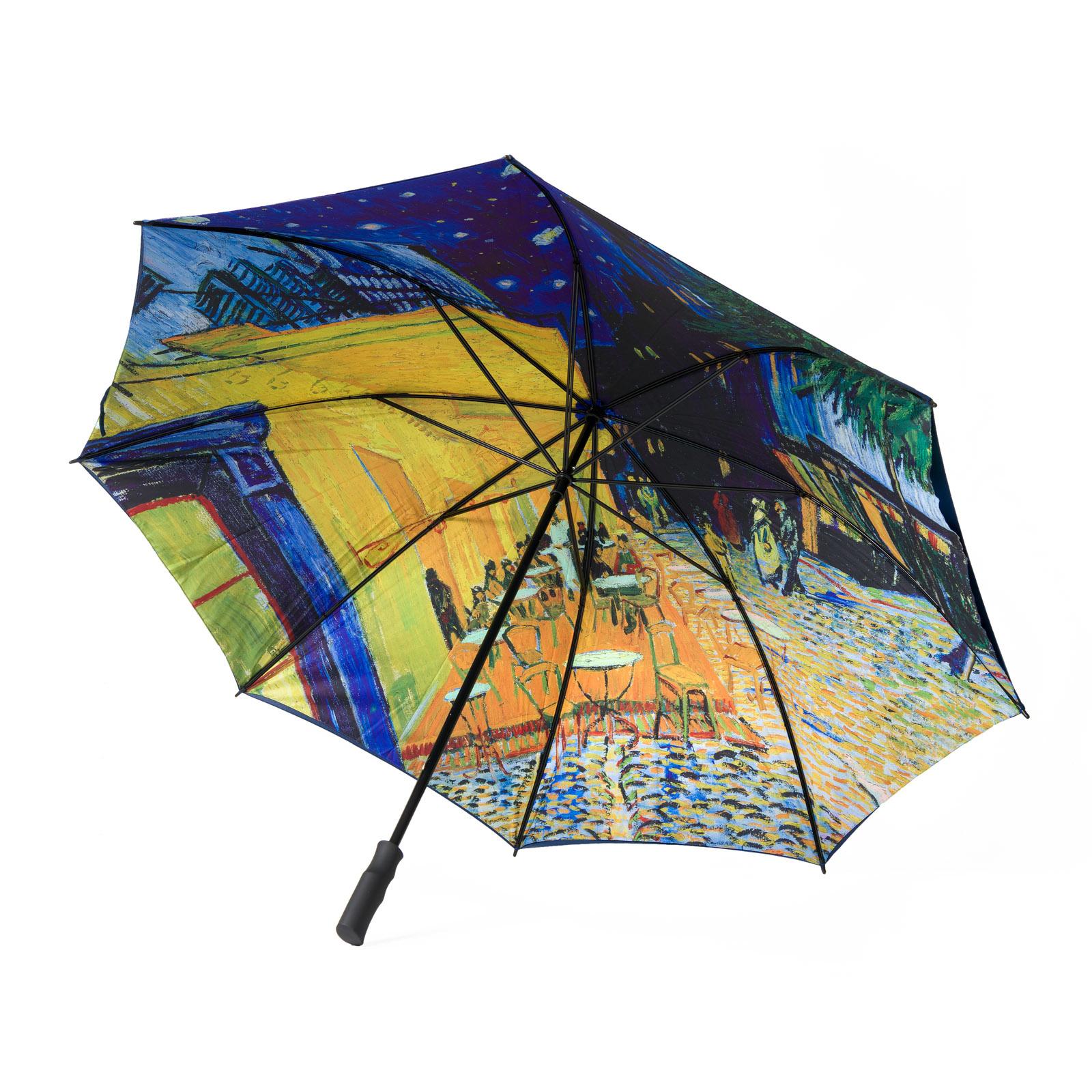 Umbrella 'Terrace of a Café at Night' - Vincent van Gogh