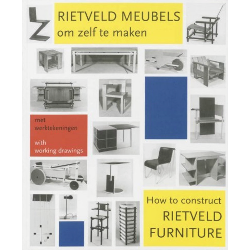 How to construct Rietveld Furtniture