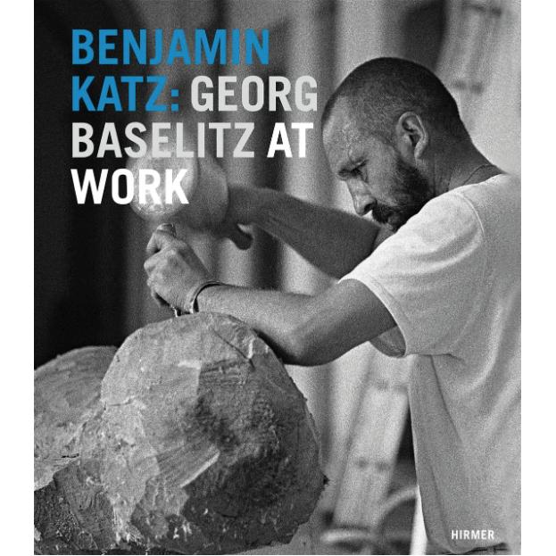 Benjamin Katz: Georg Baselitz at work