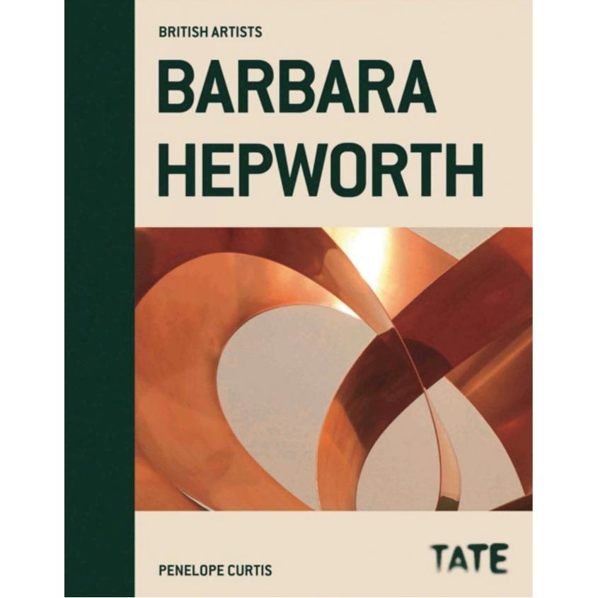 British Artists - Barbara Hepworth