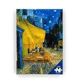 Puzzle Van Gogh Terrace of a café at night