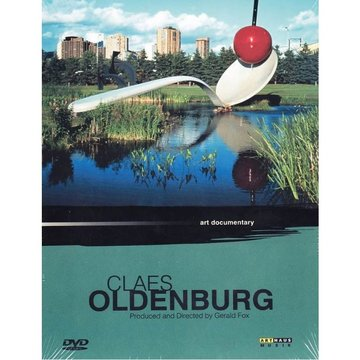 DVD - Claes Oldenburg