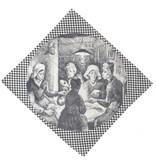 Theedoek - De Aardappeleters