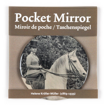 Pocket Mirror - Helene Kröller-Müller