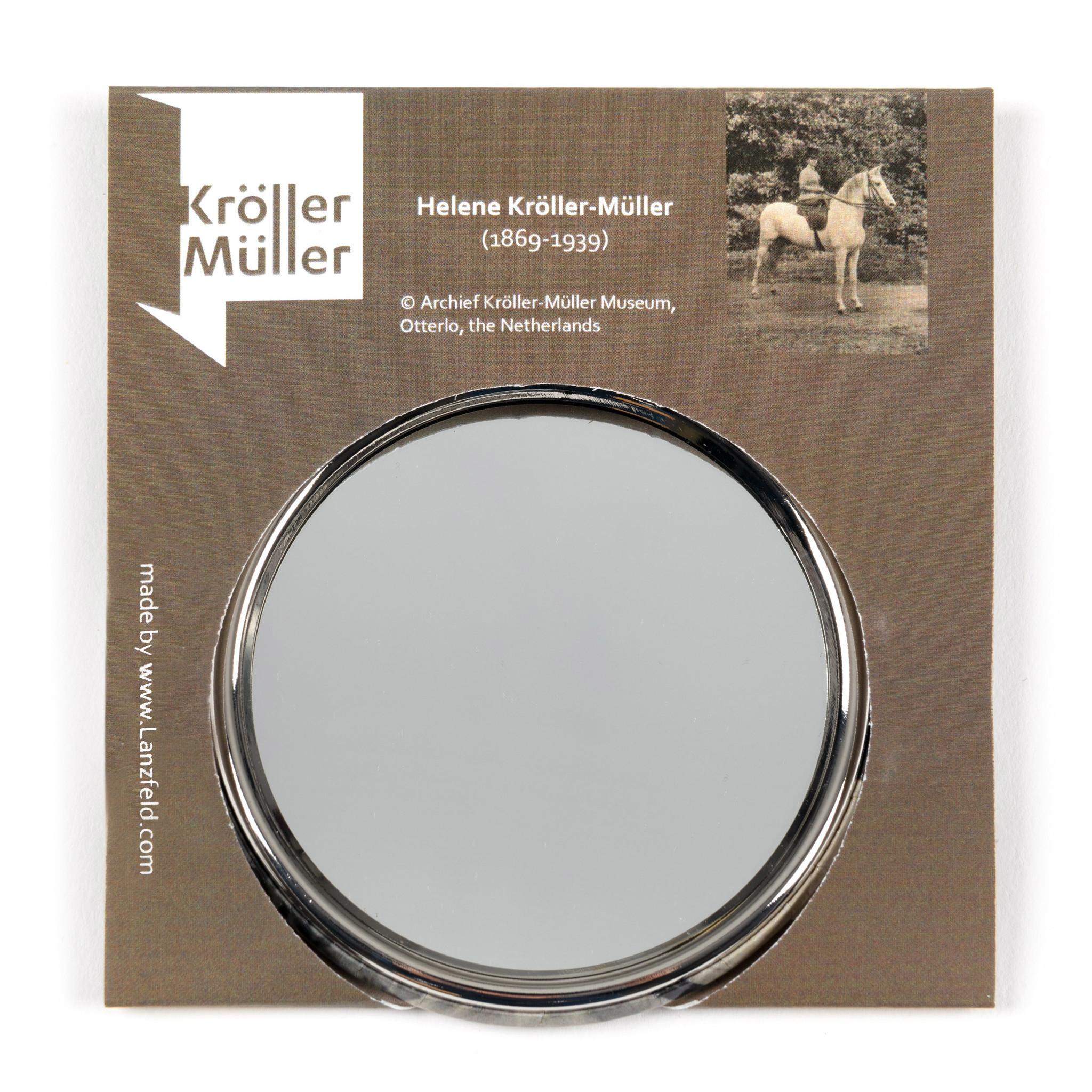 Make-up mirror Helene Kröller-Müller