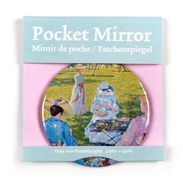 Pocket Mirror - The orchard