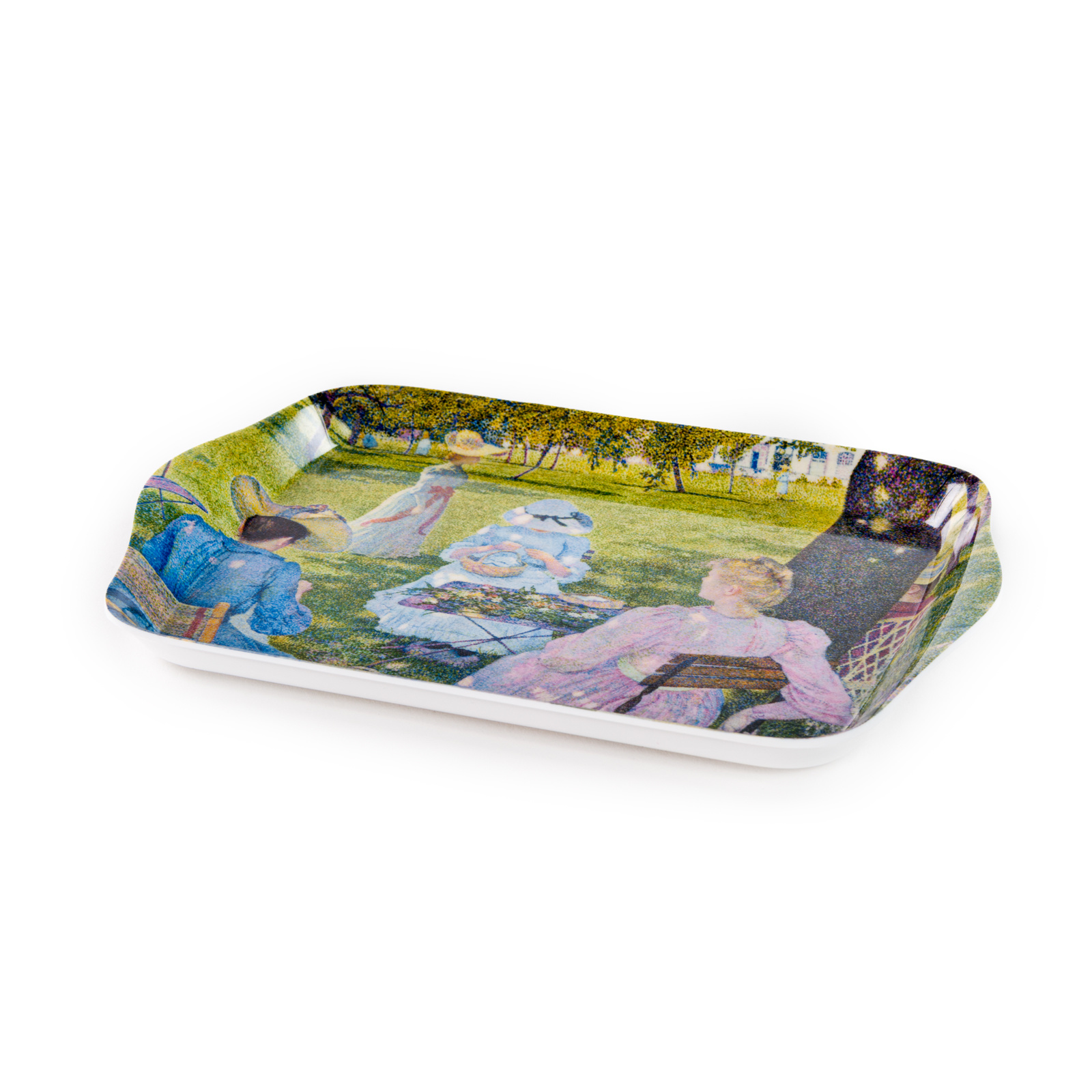 Mini serving tray Théo van Rysselberghe The orchard
