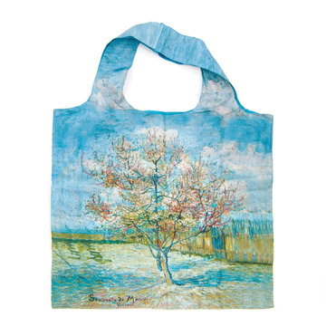 Shopper - Pink peach trees
