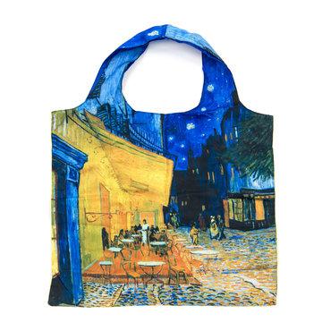 Tote Van Gogh Caféterras bij nacht