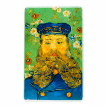 Koelkast magneet Van Gogh Portret van Joseph Roulin