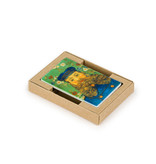 Fridge magnet Van Gogh - Portrait of Joseph Roulin