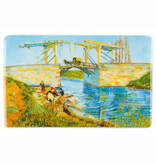 Fridge magnet Van Gogh Bridge at Arles