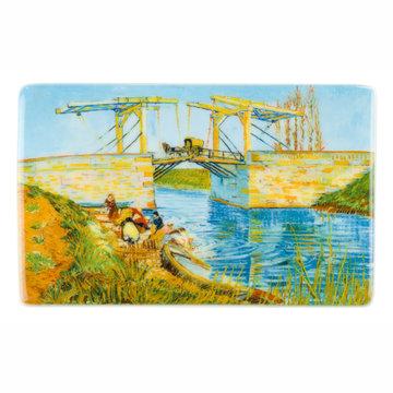 Fridge magnet Van Gogh - Bridge at Arles