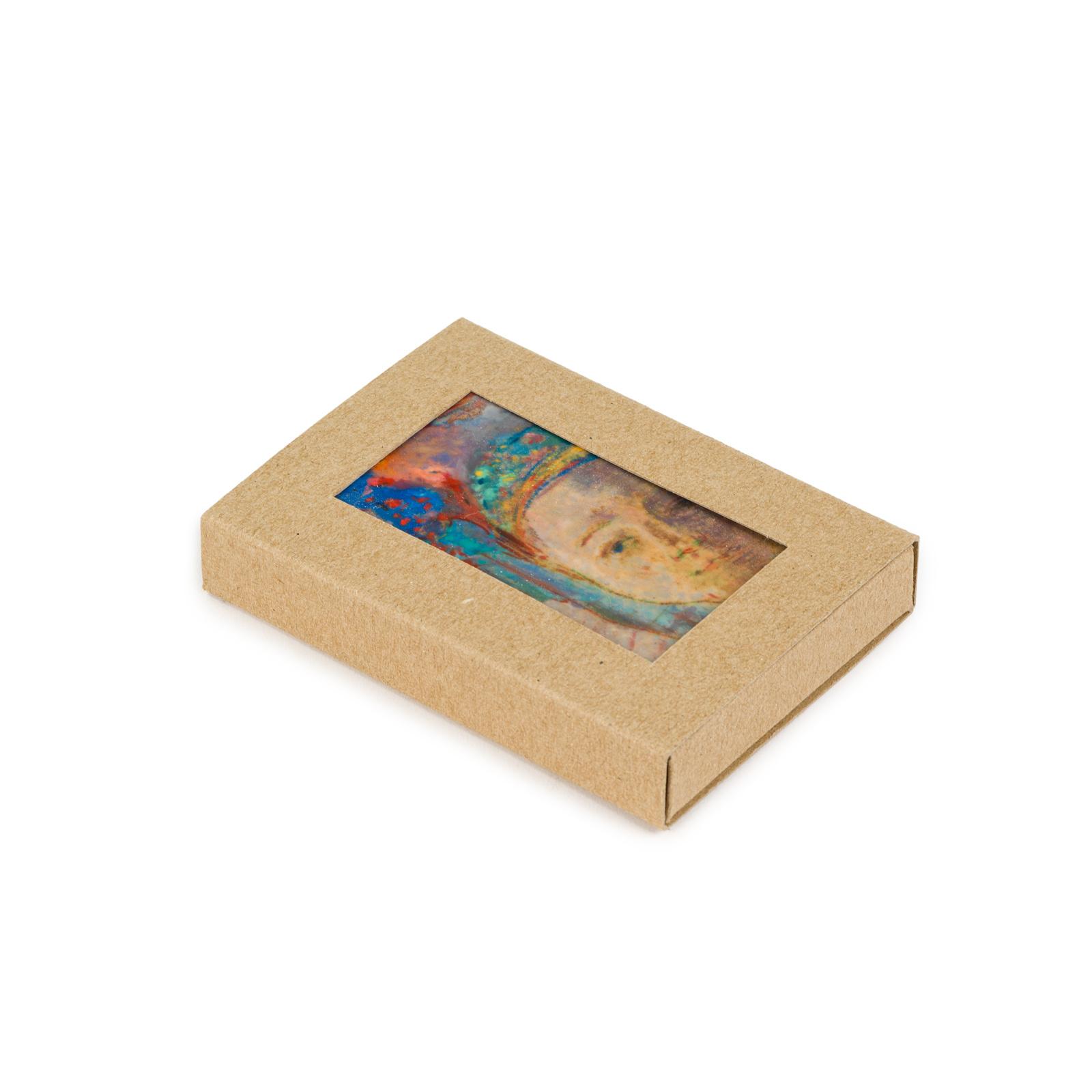 Koelkast magneet Odilon Redon - De palm