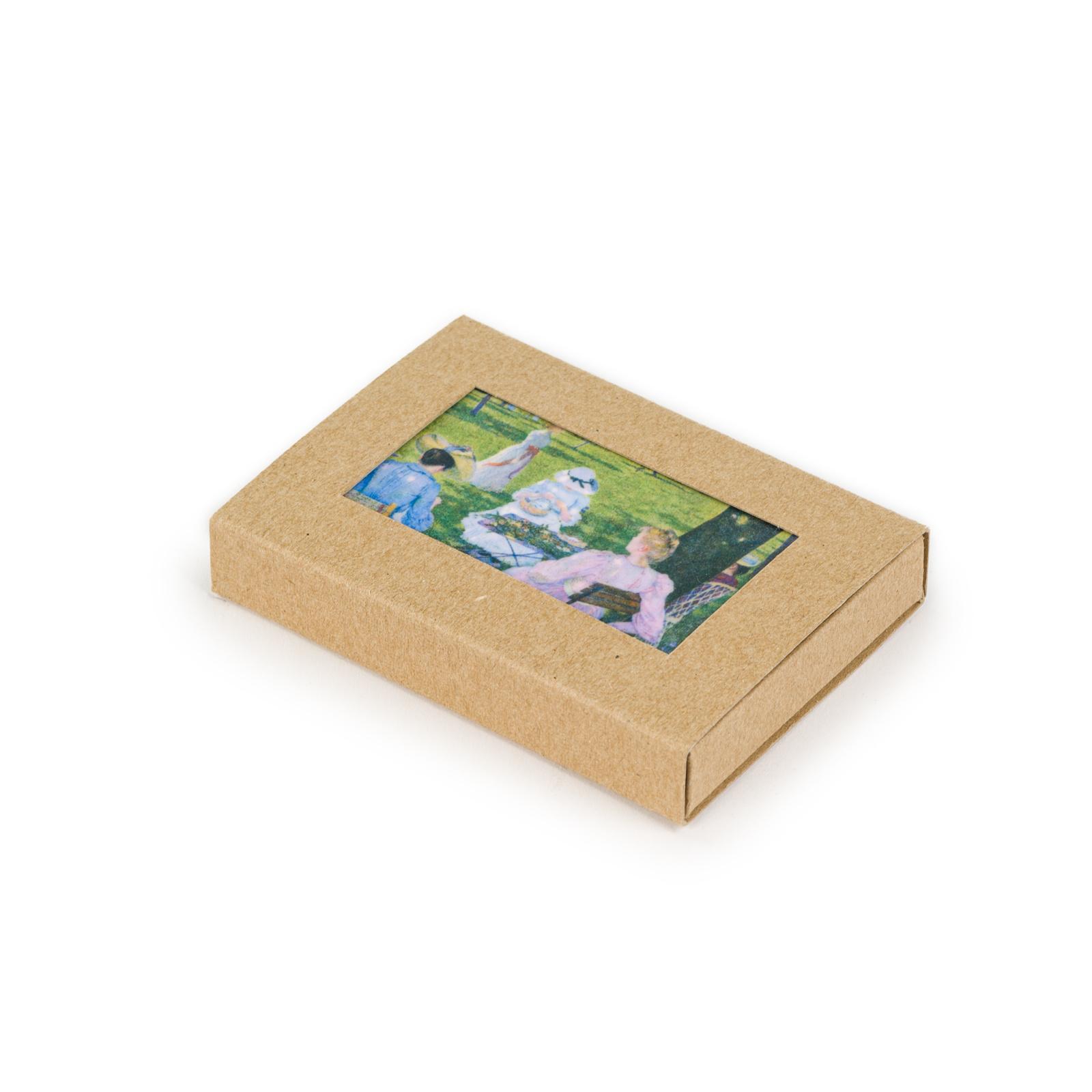 Koelkast magneet Théo van Rysselberghe - De boomgaard