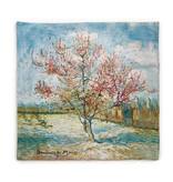 Kussenhoes Van Gogh Roze perzikbomen