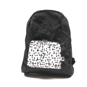 Backpack Mondriaan black & white