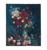 Lens cloth Van Gogh - Still life with meadow flowers and roses