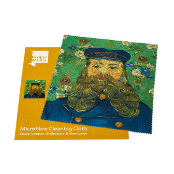 Brillendoekje Van Gogh - Portret van Joseph Roulin
