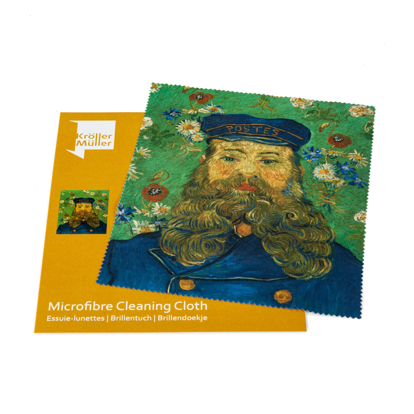 Brillendoekje Van Gogh Portret van Joseph Roulin