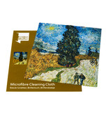 Lens cloth Van Gogh - Country road in Provence by night