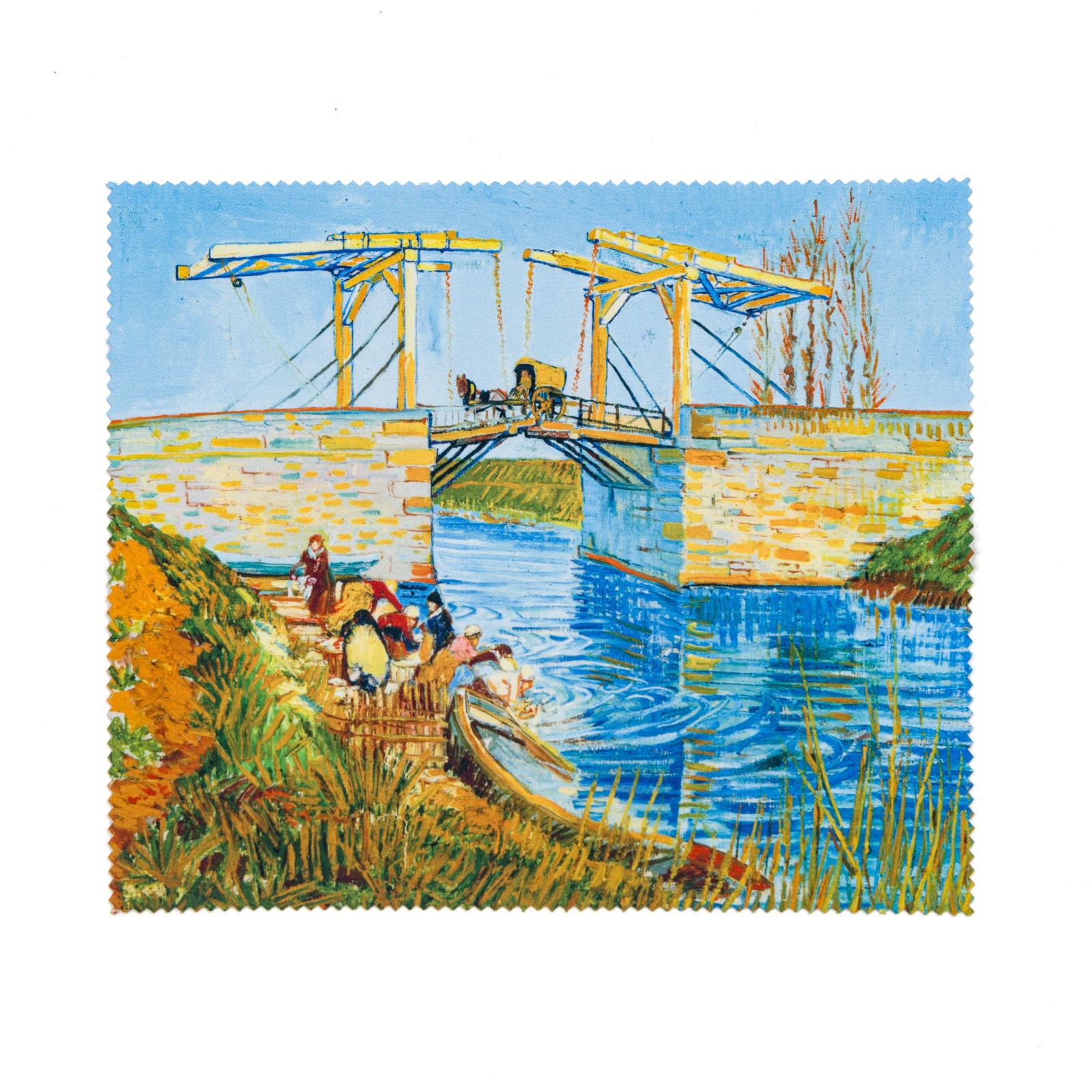 Brillendoekje Van Gogh Brug te Arles