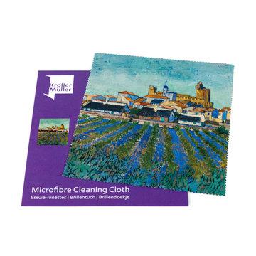 Brillendoekje Van Gogh Gezicht op Saintes-Maries-de-la-Mer