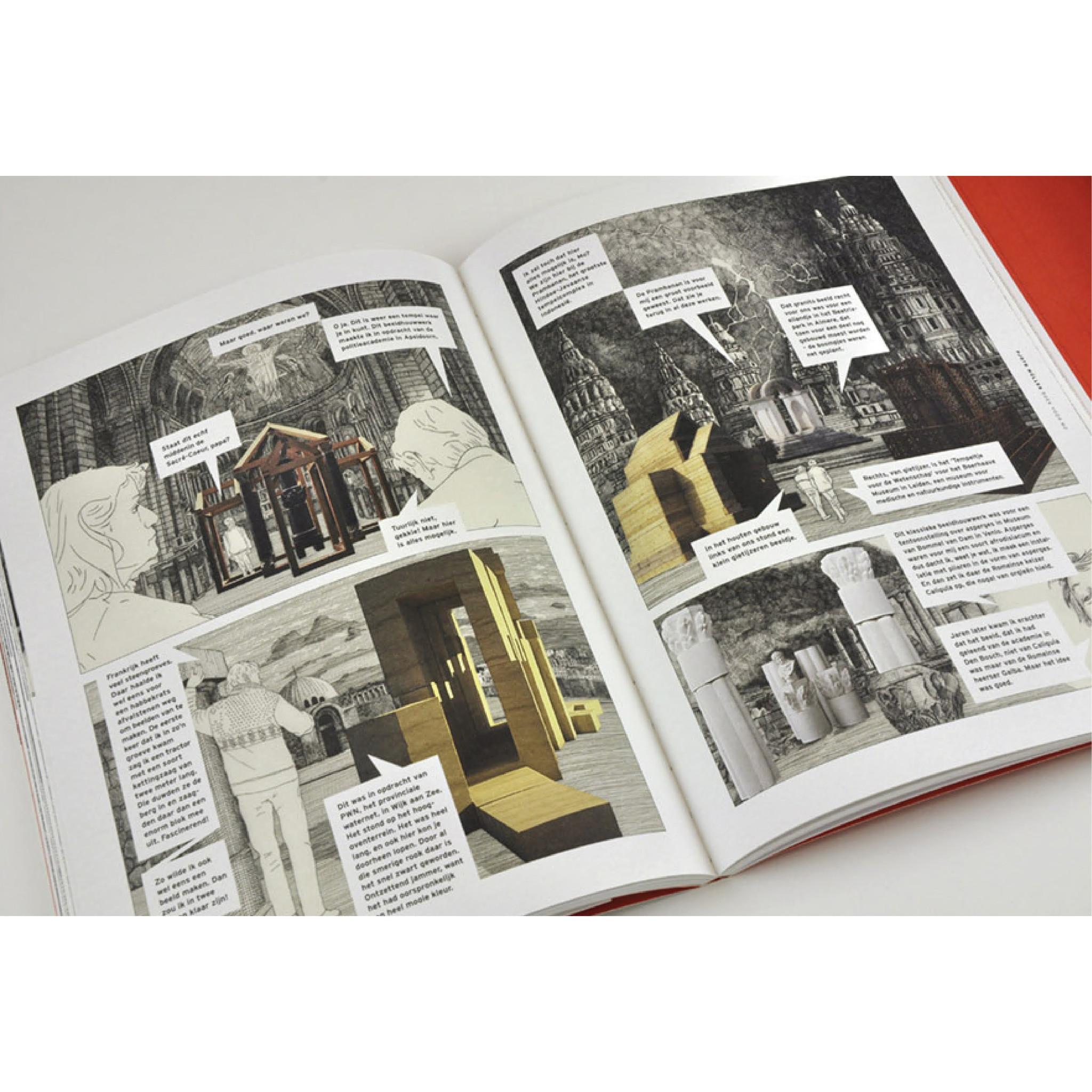Pjotr Müller - Boek voor Mo (NL)
