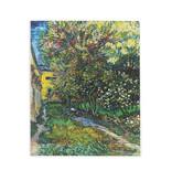 Dubbele kaart Van Gogh De tuin van de inrichting