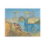 Dubbele kaart Van Gogh Brug te Arles
