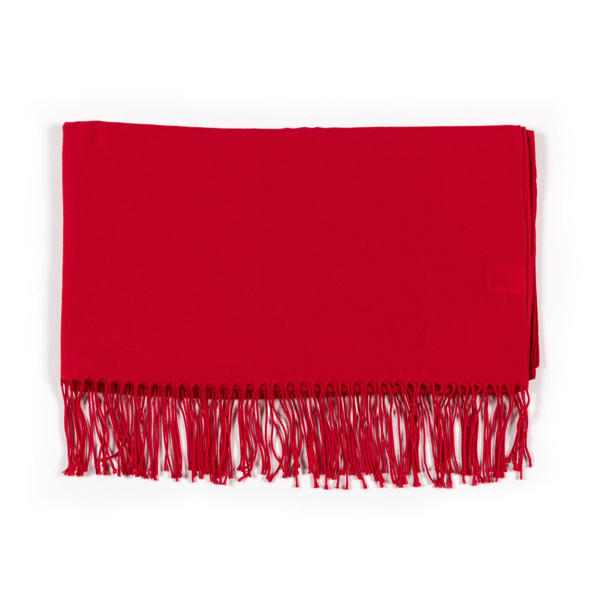 Pashmina sjaal rood