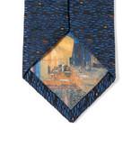 """Van Gogh Tie """"Grand Café"""""""