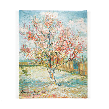 Reproduction canvas Van Gogh Pink peach trees